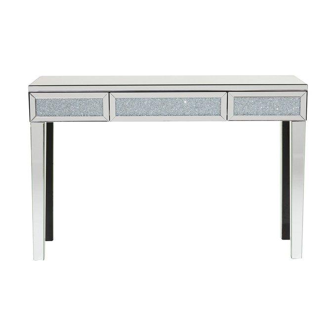"""Зеркальный консольный столик """"Amiens"""""""
