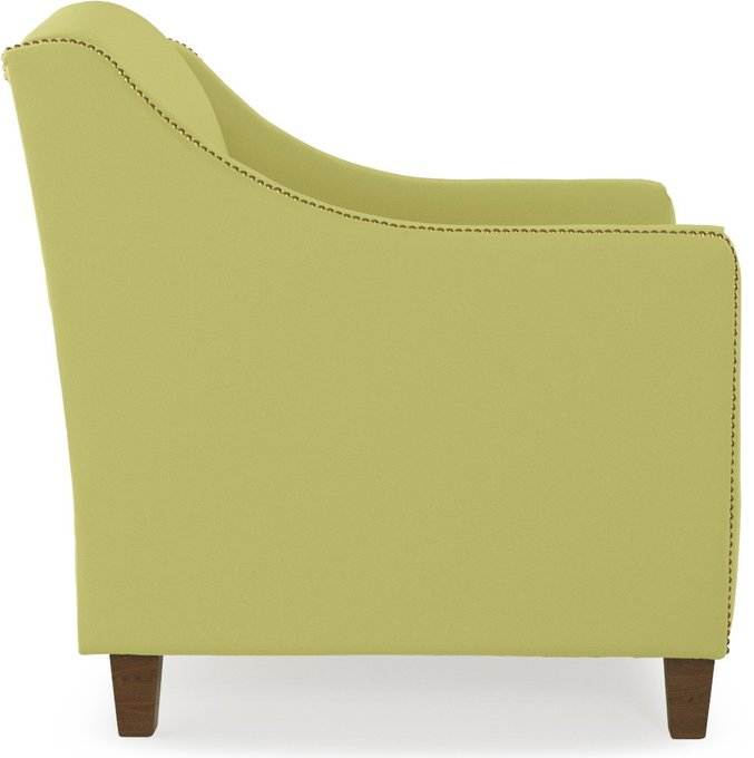 Кресло Рокфорд Green светло-зеленого цвета