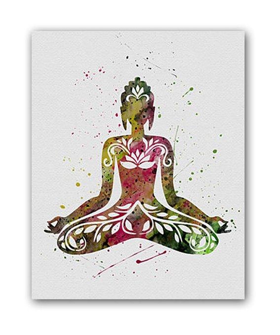 """Постер """"Yoga"""""""