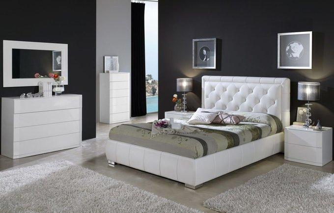 Двухспальная кровать Cinderella 180х200