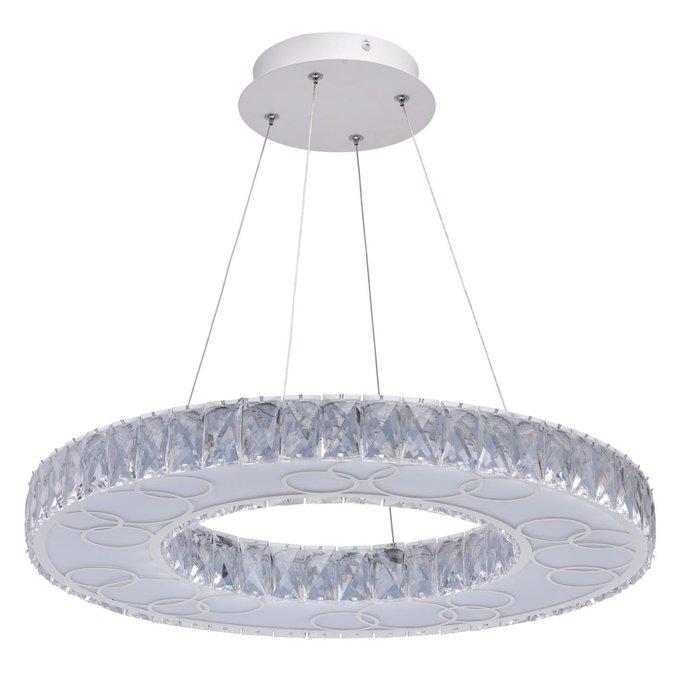 Подвесной светодиодный светильник с пультом ДУ MW-Light Фризанте