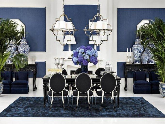 Обеденный стул Tayler черного цвета