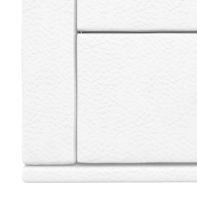 Прикроватная тумба Инуа белого цвета