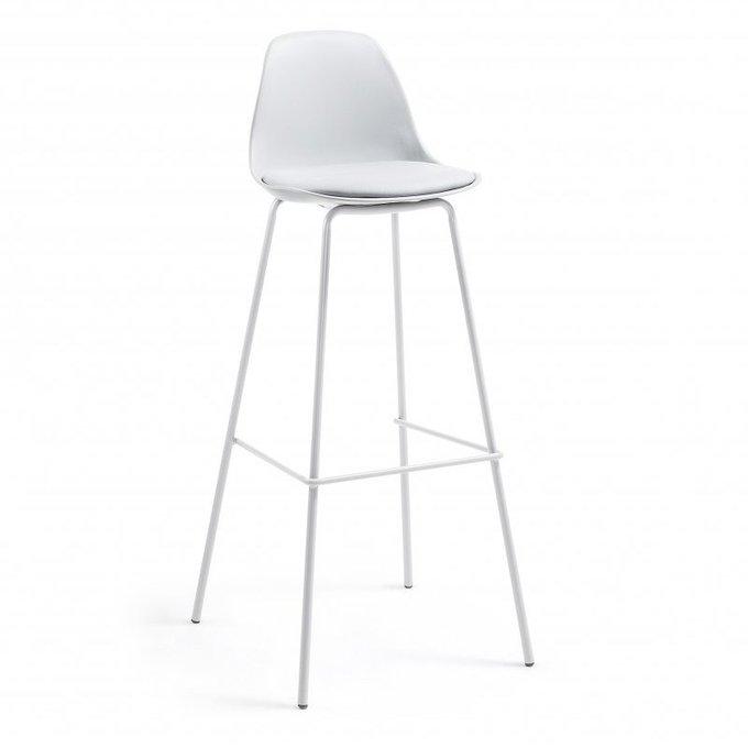 Барный стул Julia Grup LYSNA серый