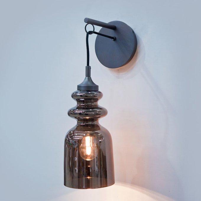 Настенный светильник Contardi MESSALINA AP bronze