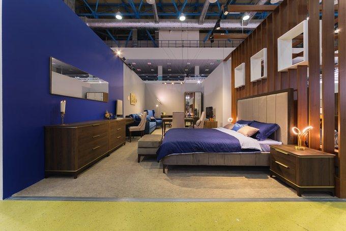Кровать Модерн Лайт Серебряный дождь 160х200