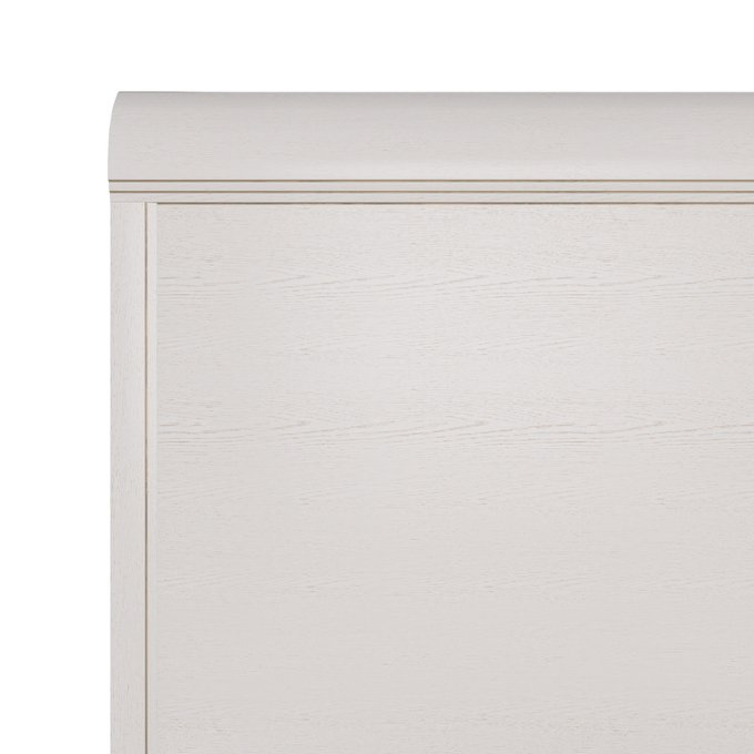 Кровать Белладжио 160х200 белого цвета