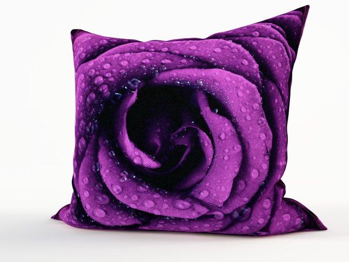 Дизайнерская подушка: Сливовое великолепие