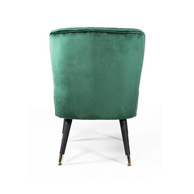 Кресло Mike зеленого цвета