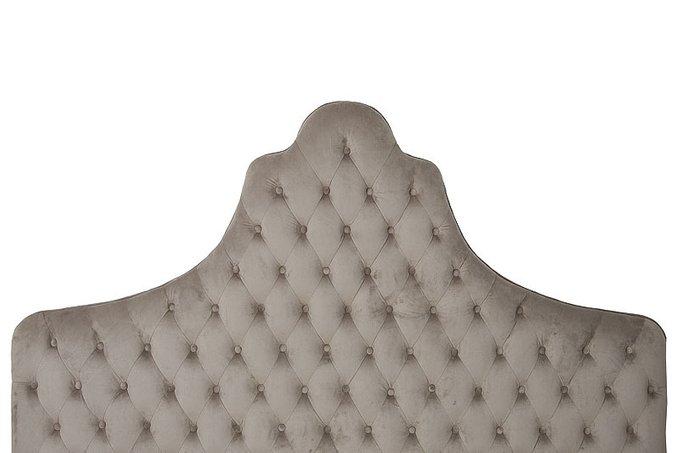Кровать двуспальная с изголовьем 180x200 см