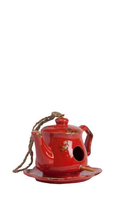 Aромолампа Candelero Red
