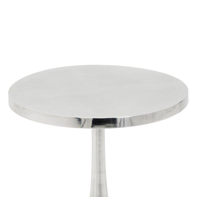 Кофейный столик из алюминия