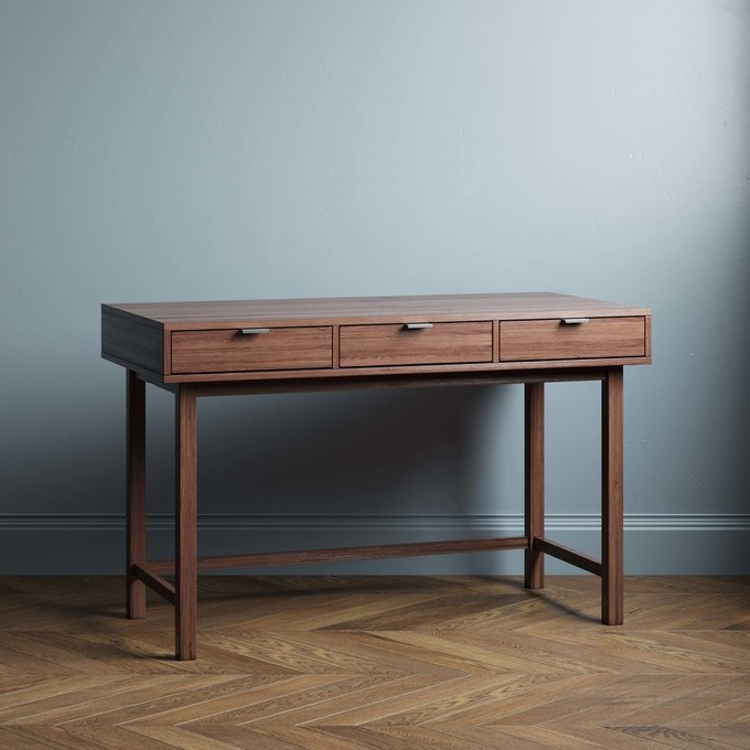 Письменный стол Marinas New 140х70 цвета натуральный дуб