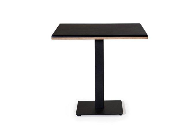 Обеденный стол Tuom черного цвета