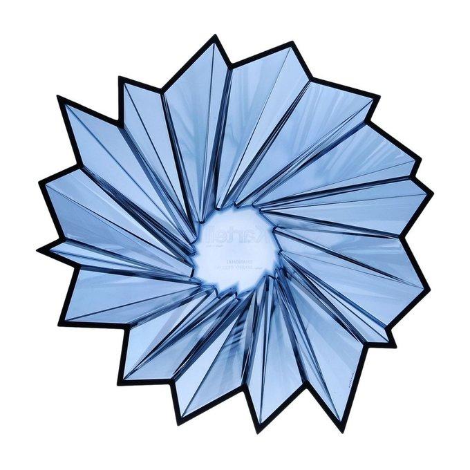 Ваза Shanghai синего цвета