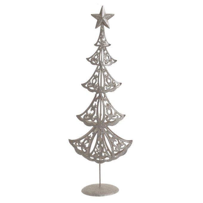 Декоративная новогодняя елка