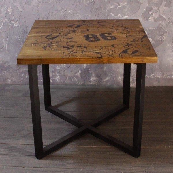 Обеденный стол Argon из массива сосны