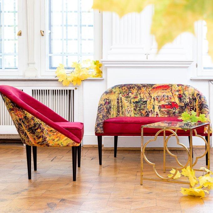 Кресло Бульвар в Париже