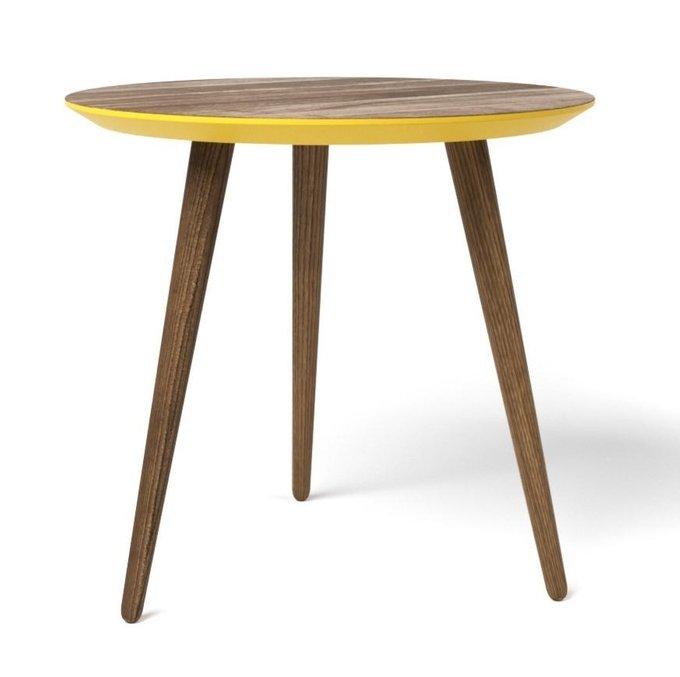Журнальный стол Scale Round орех