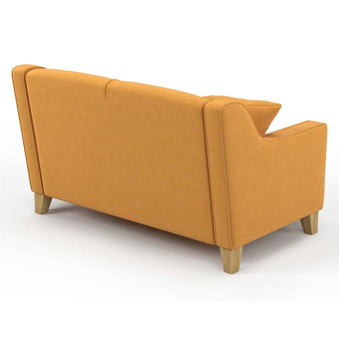 Диван-кровать Halston SFR желтого цвета