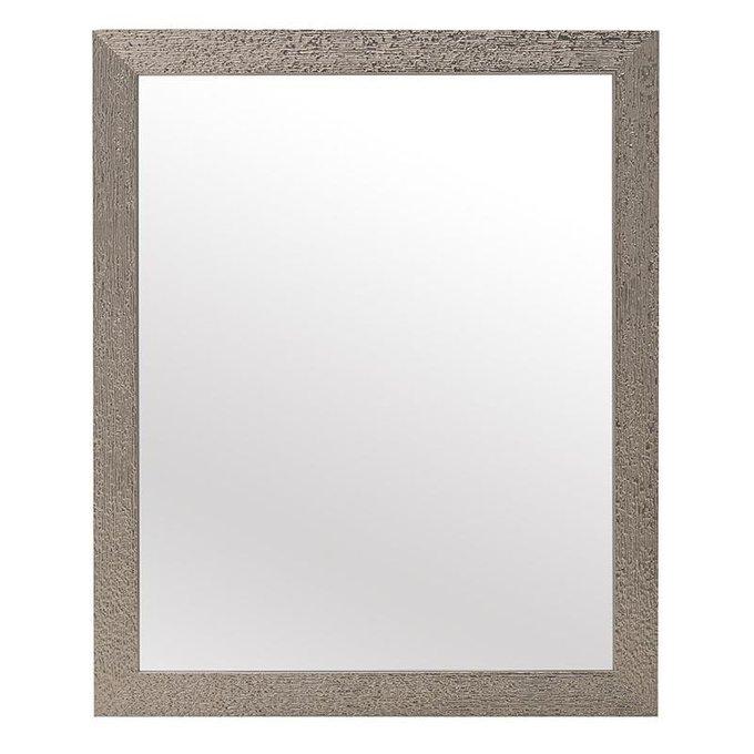 Зеркало настенное с рамой из полистоуна