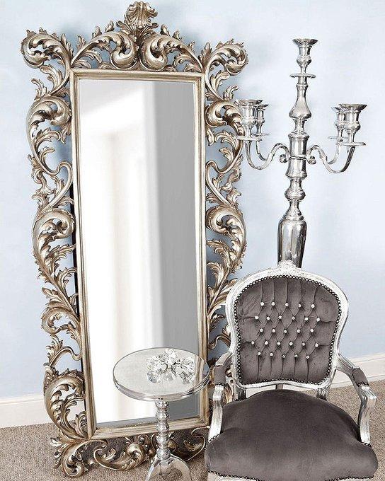 "Зеркало ""Меривейл"" Florentine silver"
