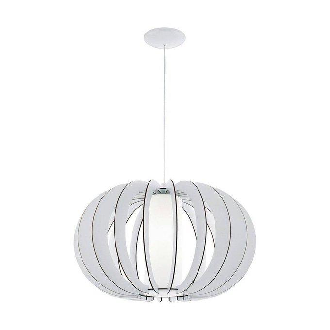 Подвесной светильник Stellato белого цвета