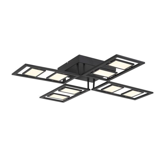 Потолочный светодиодный светильник Elicano с белыми плафонами
