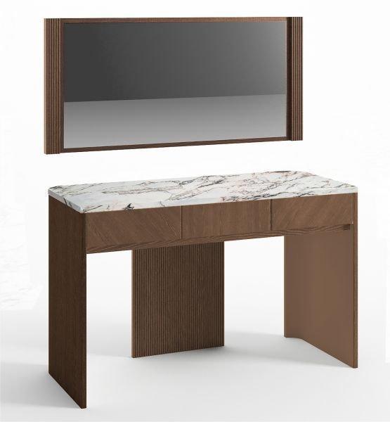 Стол для макияжа и зеркало Briotti цвет Сиена