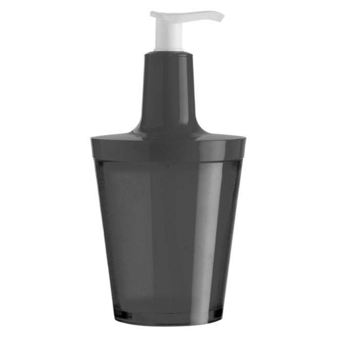 Диспенсер для мыла Flow чёрного цвета