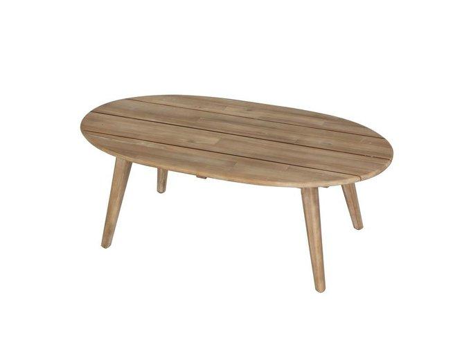 Комплект мебели Narvik из дерева акации