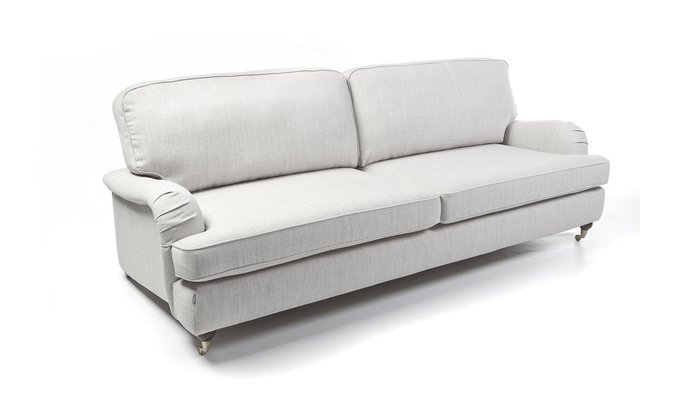 Прямой диван Stanford на колесиках