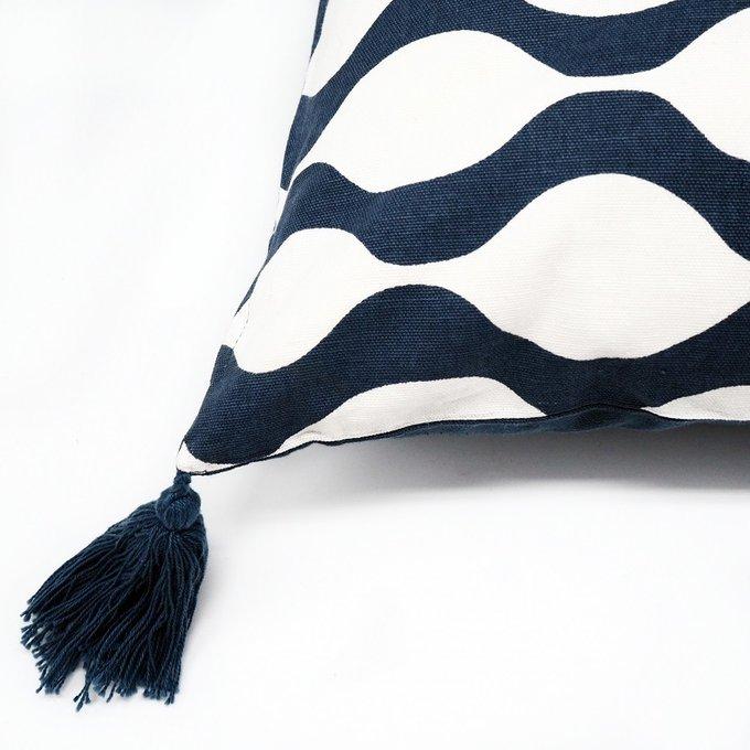 Чехол для подушки Traffic с кисточками