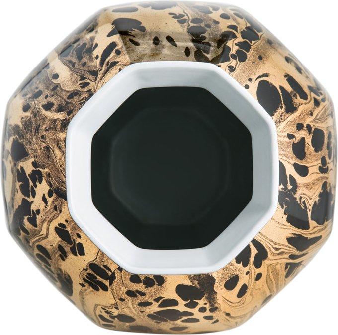 Ваза настольная керамическая Leopard big
