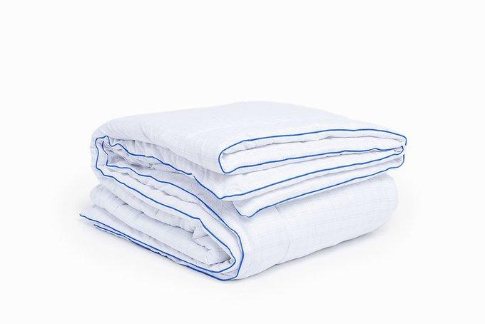 Одеяло Duvet белого цвета 172х205