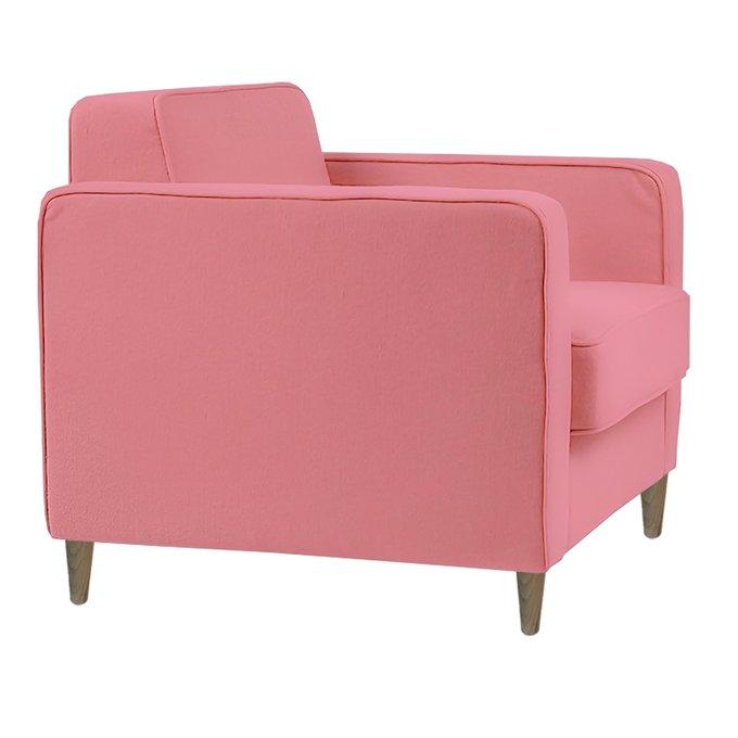 Кресло George розового цвета