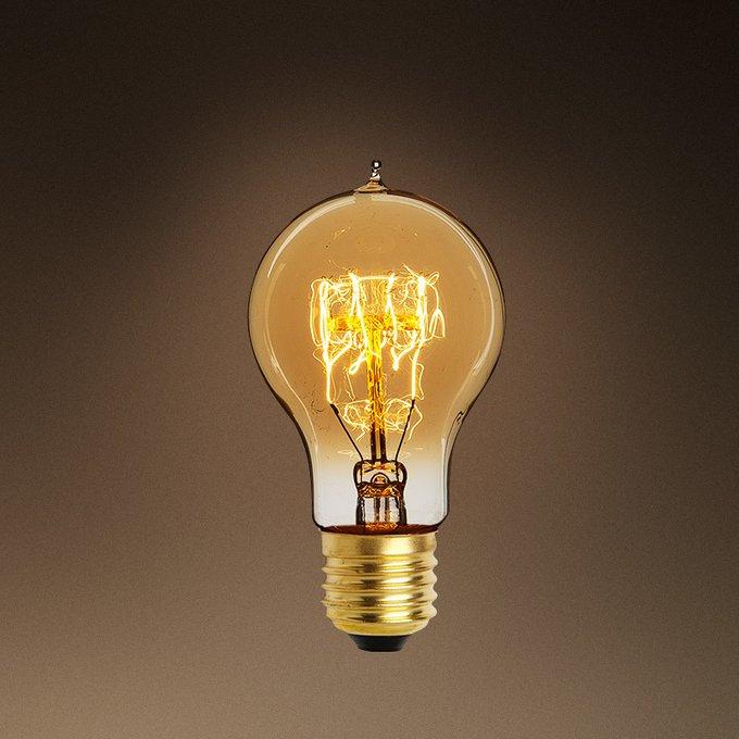 Ретро-Лампочка Эдисона Eichholtz Bulb A Shape
