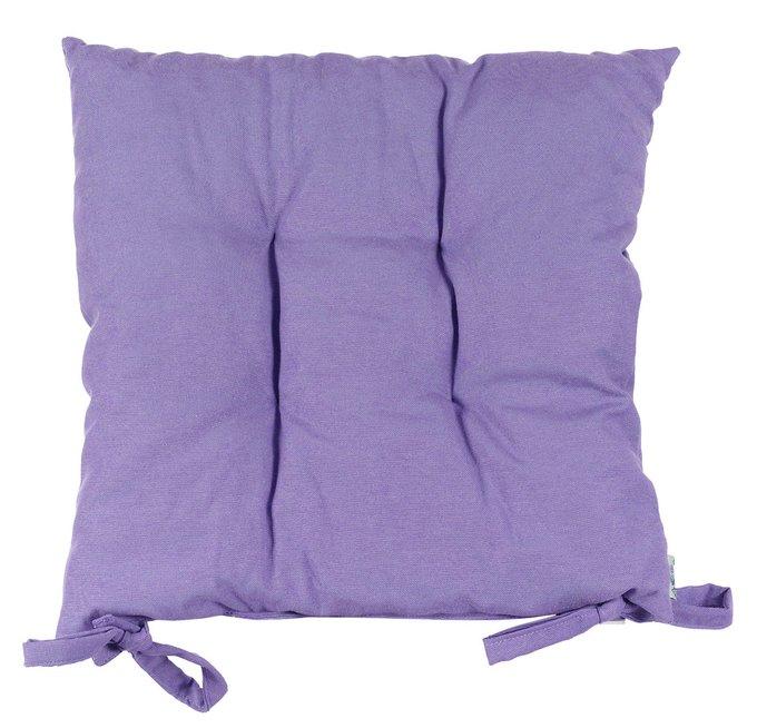"""Подушка на стул """"сирень"""""""