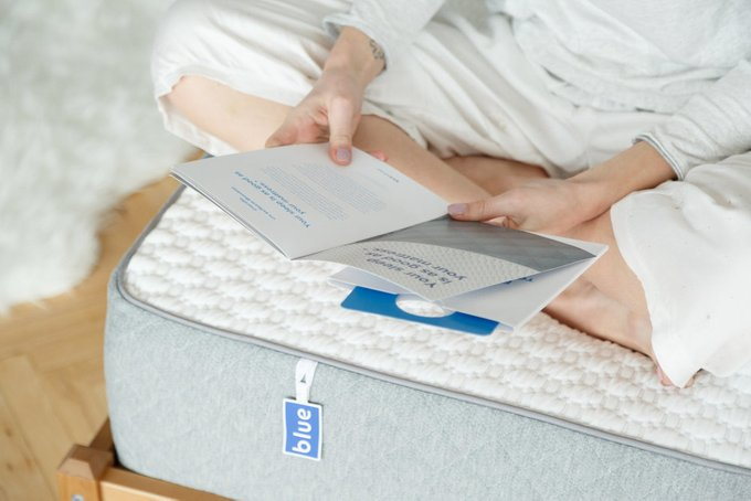 Матрас Blue Sleep Hybrid 120х200