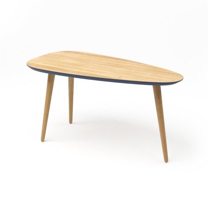Журнальный стол River Long цвета натурального дуба
