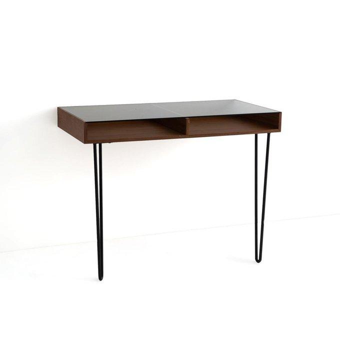 Письменный столик Watford со стеклянной столешницей
