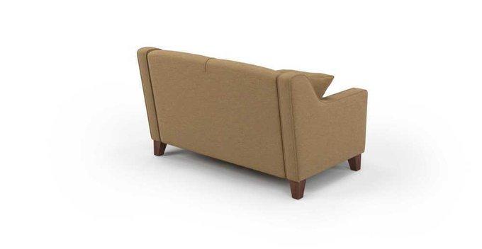 Диван-кровать Halston MTR  коричневого цвета