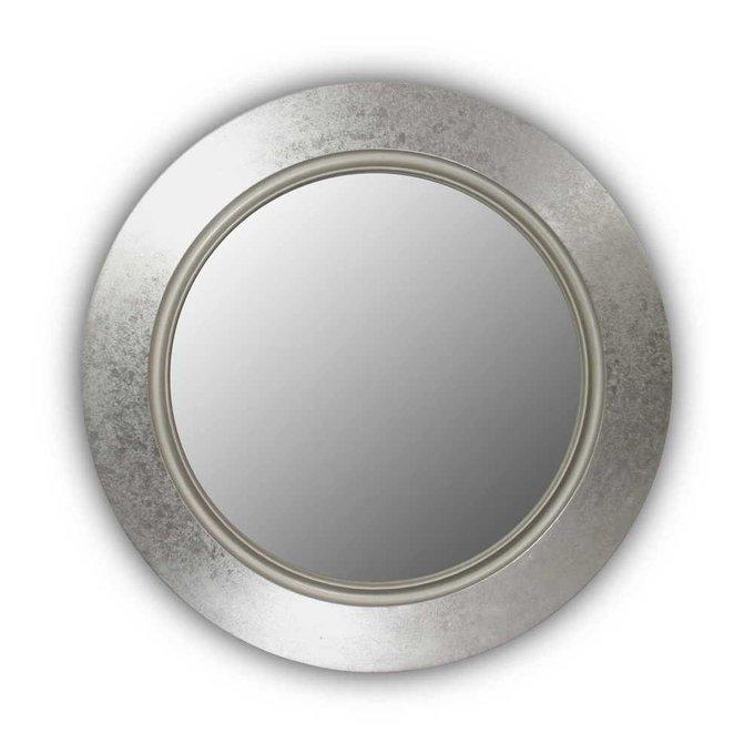 Настенное зеркало FASHION ELEGANT silver