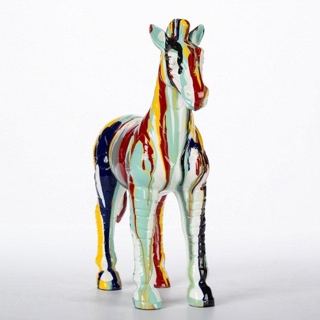 Статуэтка Zebra 2 из искусственного камня