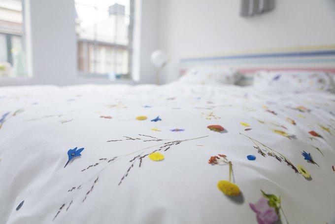 """Комплект постельного белья """"Цветочные поля"""" 150х200"""