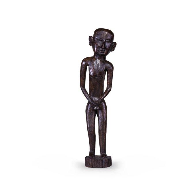 Статуэтка Totem мужчина коричневого цвета