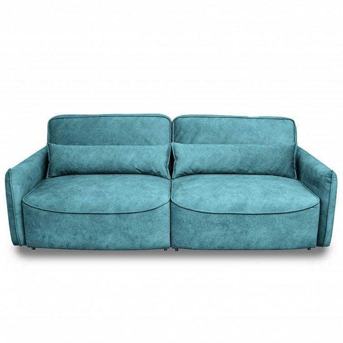 Диван-кровать Рим бирюзового цвета