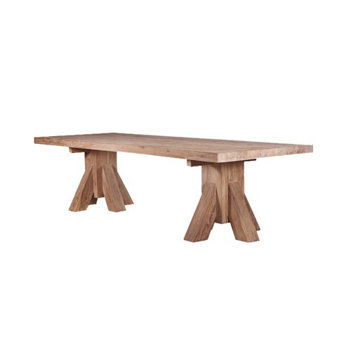 Стол Jerco из массива тикового дерева