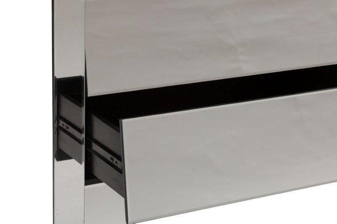 Комод Acabado с зеркальной поверхностью