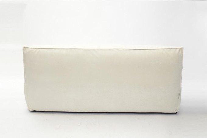 Бескаркасный диван Ivonne Longer из велюра